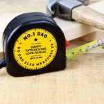 Personalised No One Else Measures Up Tape Measure